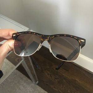 Tortoise Nordstrom sunglasses